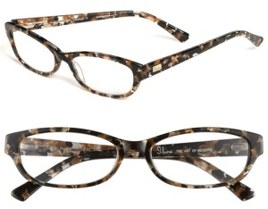 My new reading glasses. $58 at Nordstrom